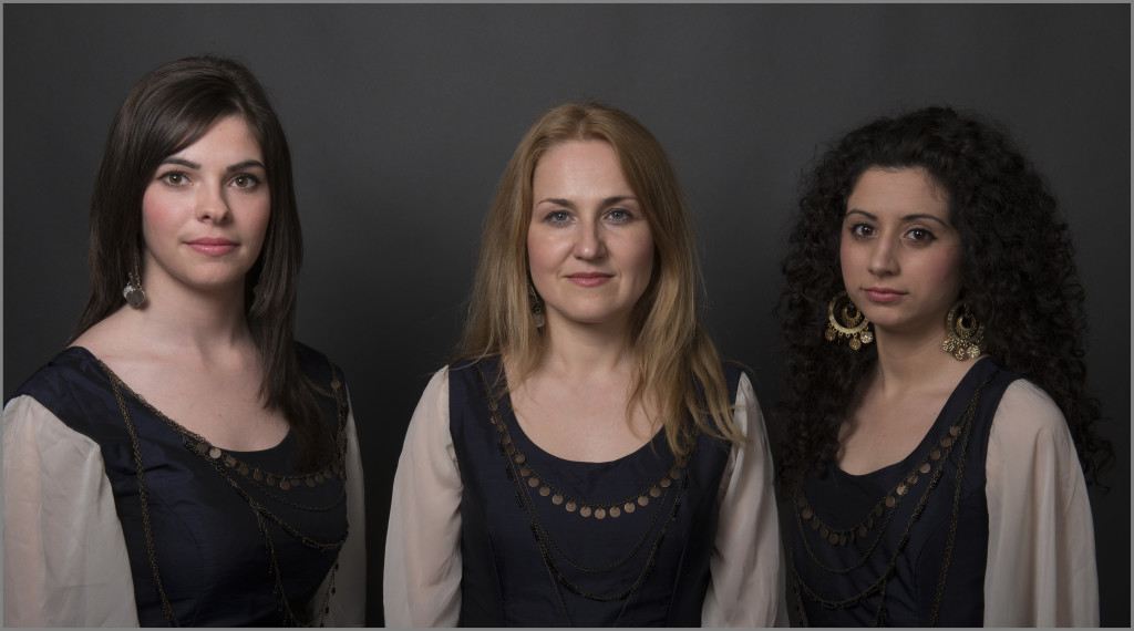 Perunika Trio, photo S. Varsano